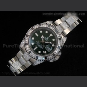 Rolex,ETA7750,ceramic bezel ,Sapphire Glass,Sapphire