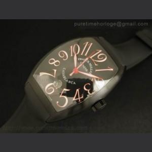 FranckMuller,Hour counter ,Leather,handwind,21,600bph