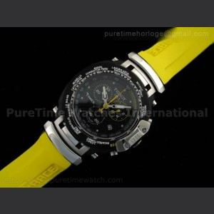 Tissot,Day,Date,Chronograph,Pusher
