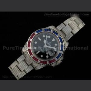 Rolex,Conquistador,RM011,Bubble Chronograph,Ice Cube