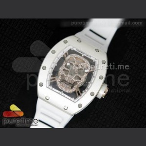 RichardMille,Minute counter,Hour counter ,Leather,handwind