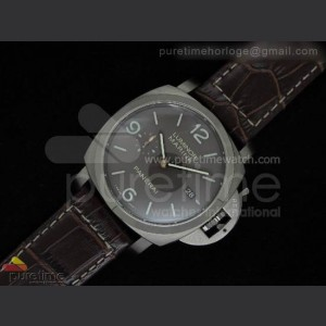 Panerai,Minute counter,Hour counter ,Leather,handwind