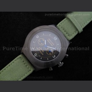 Panerai,stainless steel,Strap,Rubber,Crown